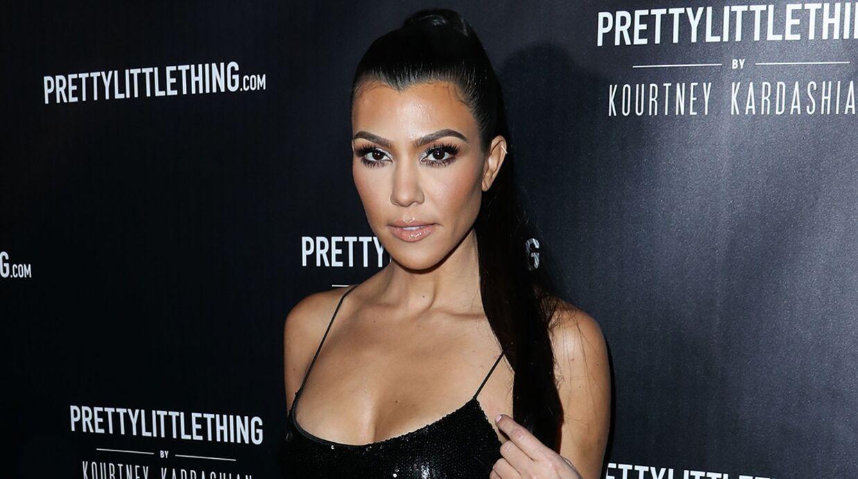 PHOTO Kourtney Kardashian: en vacances au Mexique, elle montre ses fesses