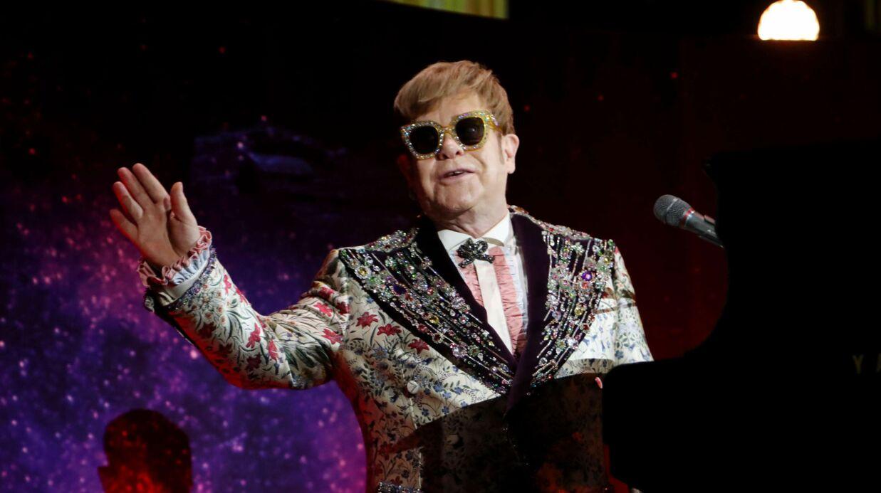 Elton John annonce la toute dernière tournée de sa carrière