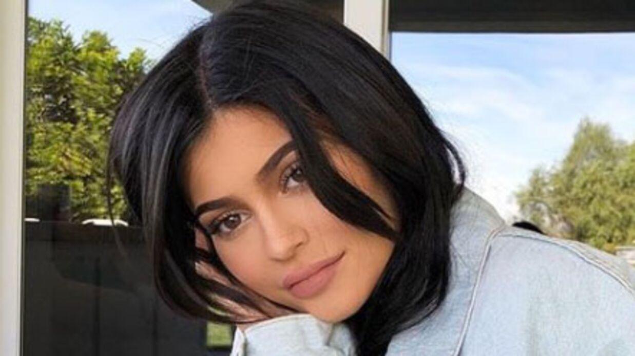 Kylie Jenner enceinte: les premières images de son baby bump dévoilées