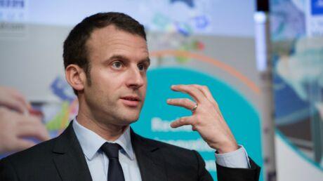 Emmanuel Macron: découvrez d'où viennent ses deux alliances