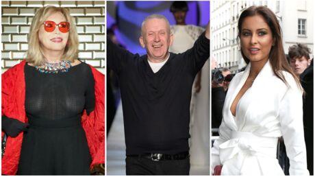 PHOTOS Amanda Lear en montre trop et les Miss en beauté au défilé Jean Paul Gaultier
