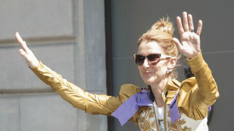 Céline Dion malade: la star donne de ses nouvelles avec un tendre message