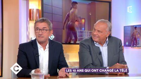 VIDEO Christophe Dechavanne révèle qu'il a reçu un tueur en série dans une de ses émissions