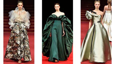 Fashion Week Haute Couture: dans les coulisses du défilé Alexis Mabille qui fait la part belle au bijou