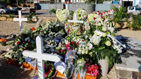 Johnny Hallyday: une plaque polémique déposée sur sa tombe à Saint-Barth a été retirée