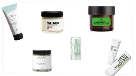 Le Thé Matcha, ingrédient star des produits cosmétiques