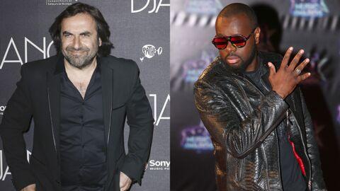 VIDEO André Manoukian se moque de Maître Gims oublié des Victoires de la Musique