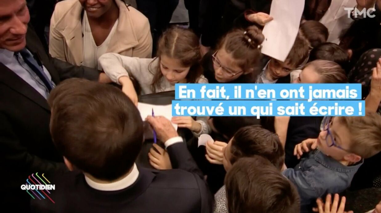 VIDEO Emmanuel Macron insulté par son garde du corps, découvrez pourquoi