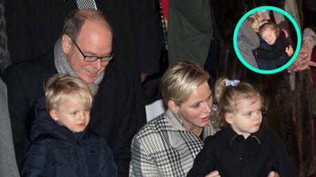 PHOTOS Jacques et Gabriella: les jumeaux de Charlène et Albert de Monaco trop mignons, ils se câlinent en public
