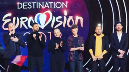 VIDEO Qui est Madame Monsieur, le duo qui représentera la France à l'Eurovision ?