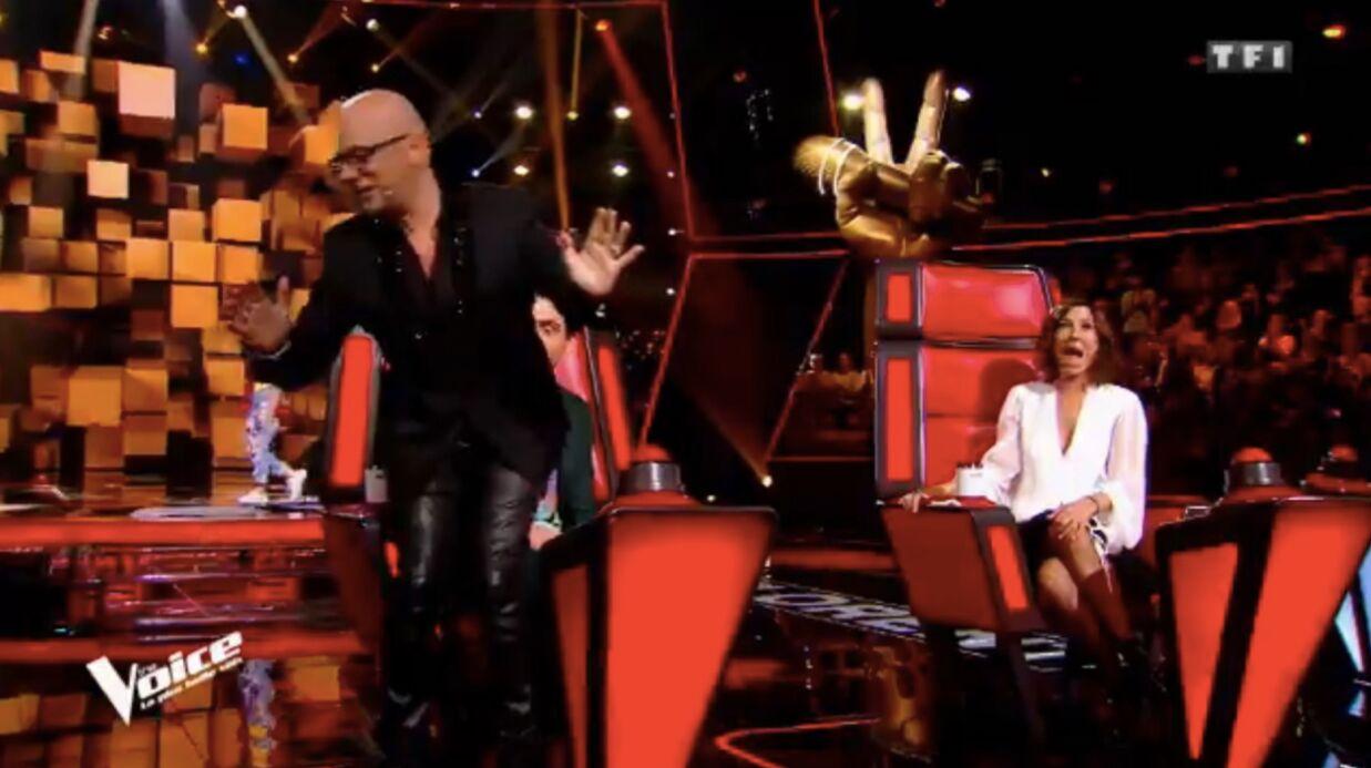 The Voice: pour sa première, Pascal Obispo fait le show