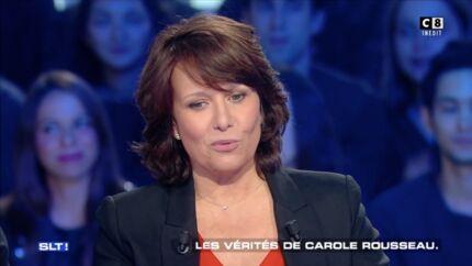 VIDEO Carole Rousseau: sa grossesse serait à l'origine de ses relations «plus distantes» avec TF1