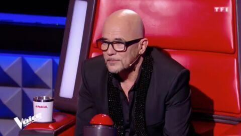 The Voice: Pascal Obispo explique pourquoi il a fondu en larmes devant Rebecca