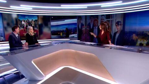 VIDEO Anne-Claire Coudray surprend avec son étonnante question aux acteurs des Tuche