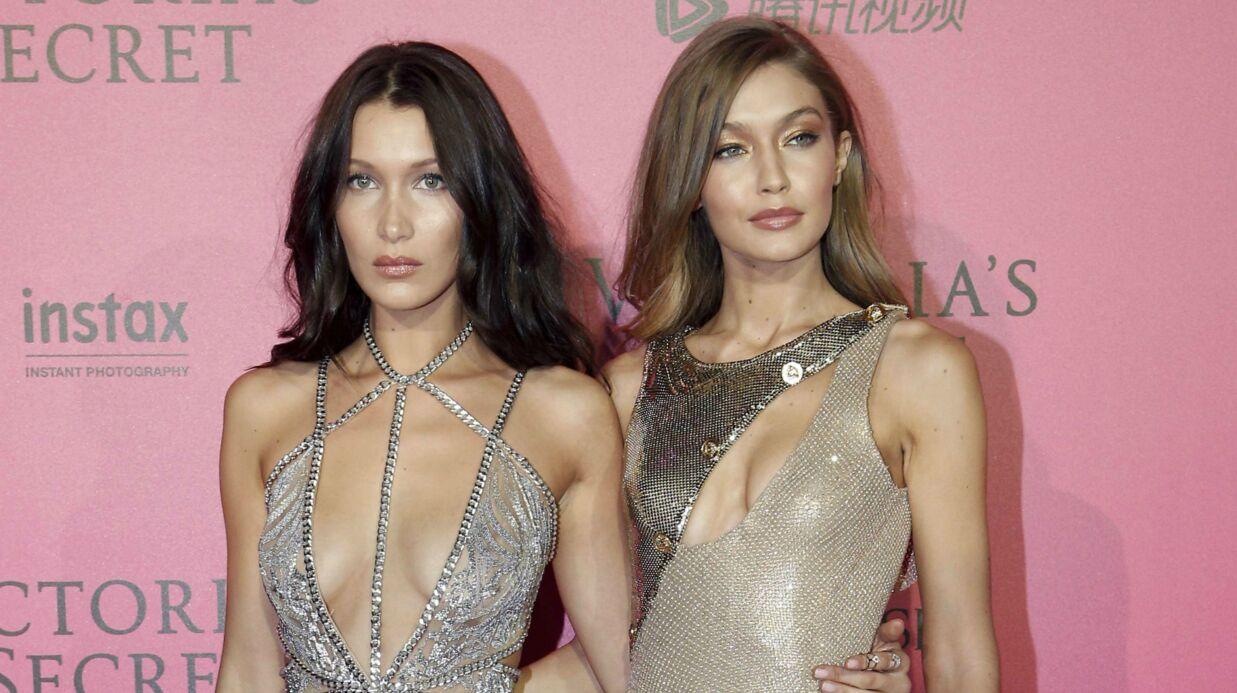 PHOTO Bella et Gigi Hadid entièrement nues pour un magazine: le cliché qui choque la toile