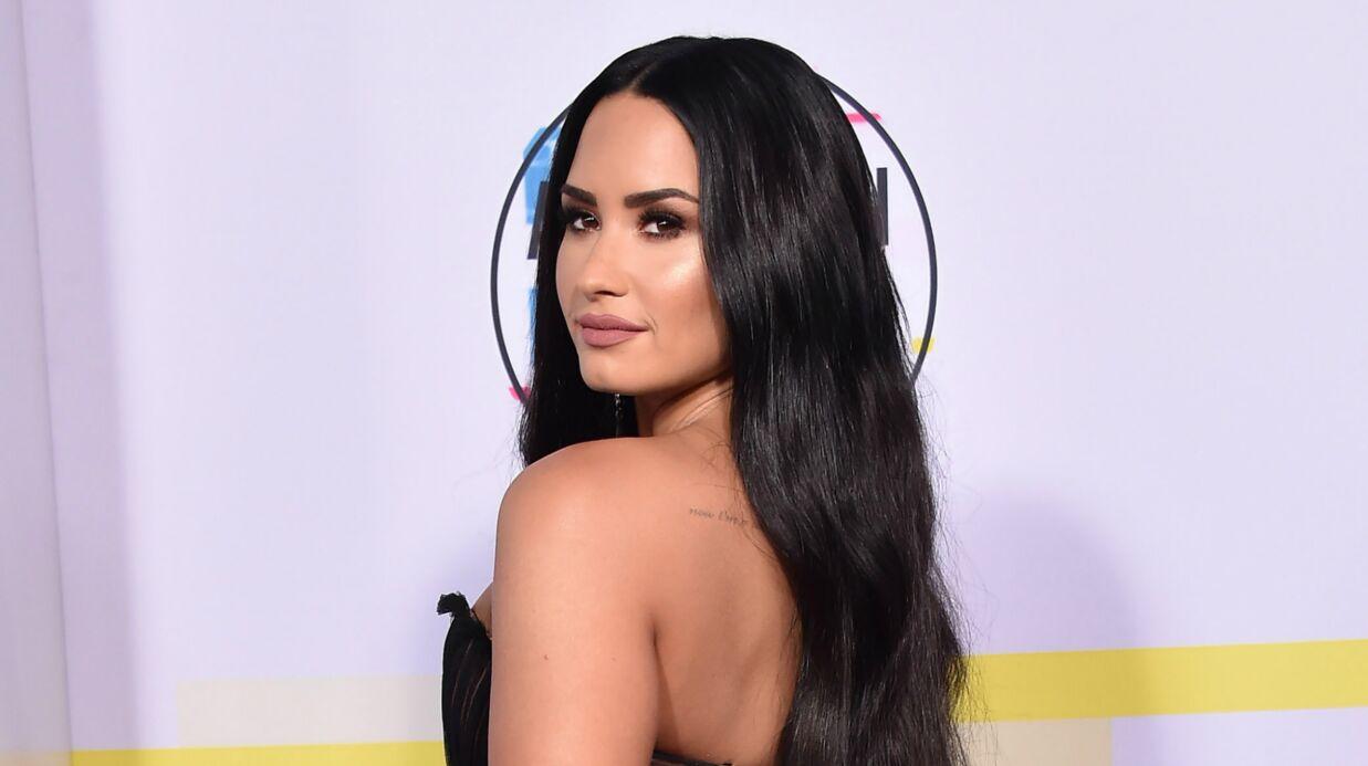 PHOTO Demi Lovato: torride en lingerie, elle annonce l'arrivée d'une grande nouvelle