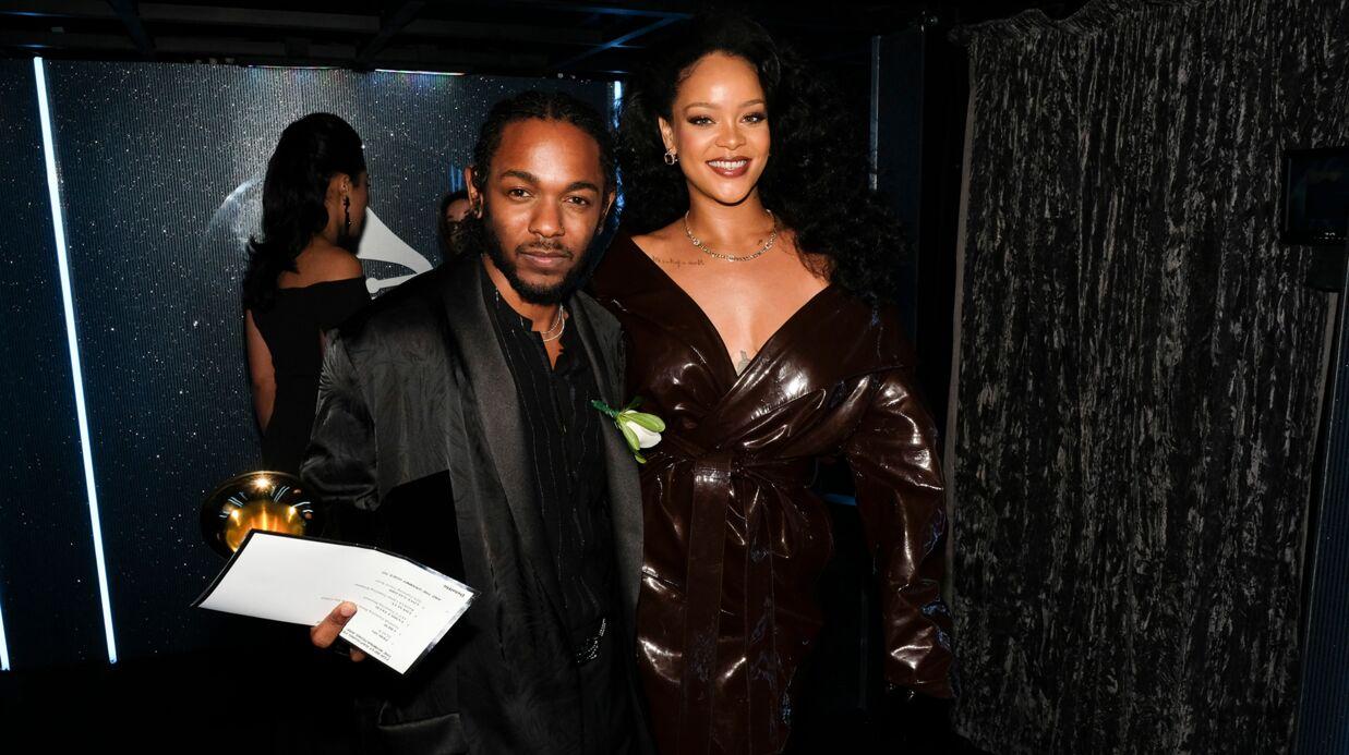 Grammy Awards 2018: on craque pour le teint zéro défaut de Rihanna