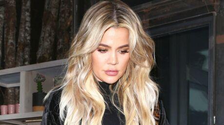 Khloé Kardashian pleure la mort de son «premier enfant», sa chienne Gabbana