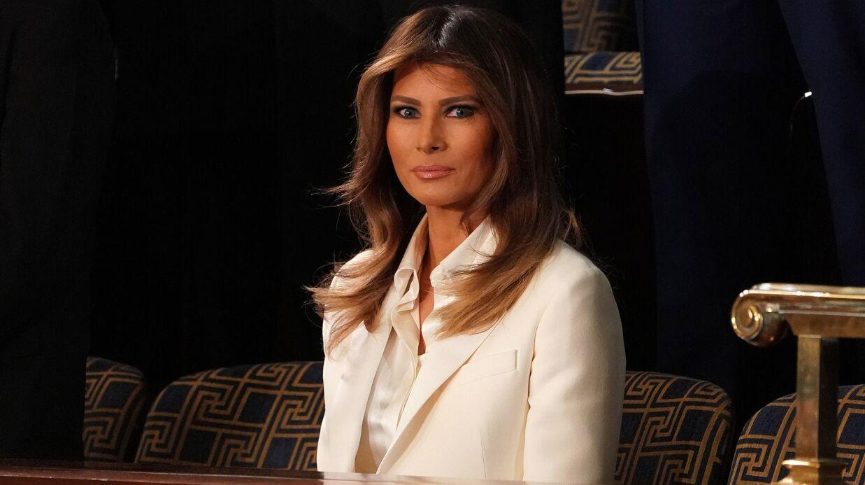 Donald Trump: le tacle de sa femme Melania devant le Congrès américain