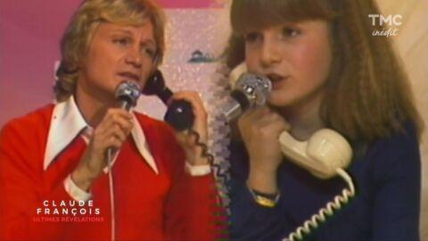 VIDEO Claude François: voici le visage de la petite fille du Téléphone pleure, plus de 40 ans après la sortie de la chanson