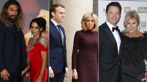 PHOTOS Qui sont ces couples de stars où la femme est plus âgée