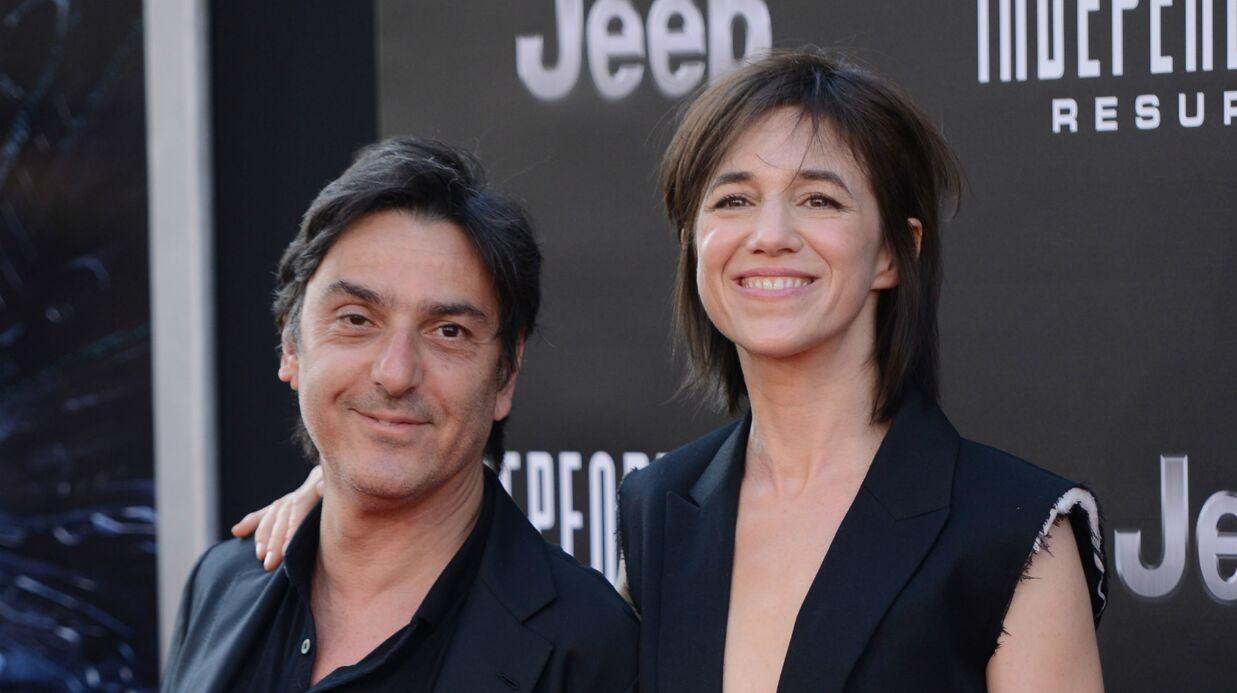 Yvan Attal prévoit de faire un film avec Charlotte Gainsbourg et leurs enfants