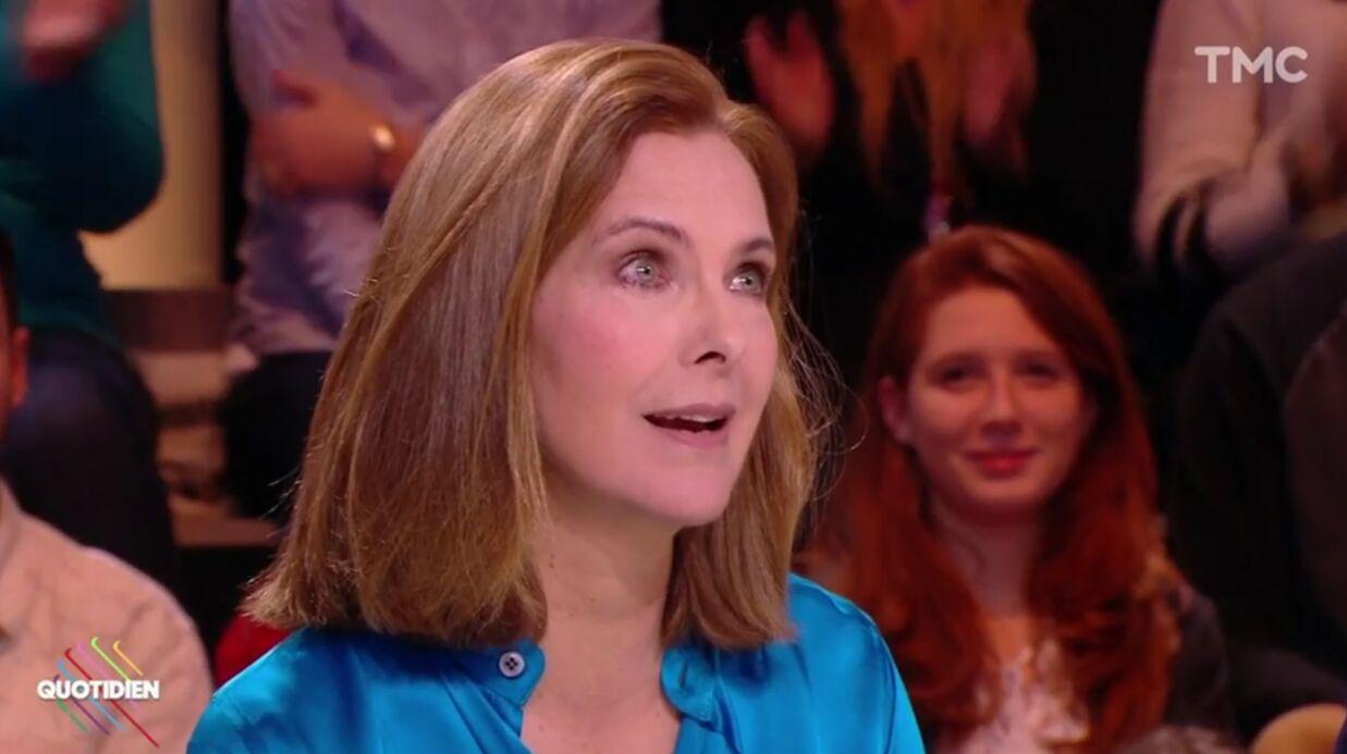 Carole Bouquet: l'incroyable geste de son fils, Dimitri Rassam, pour qu'elle puisse le rejoindre au Festival de Cannes