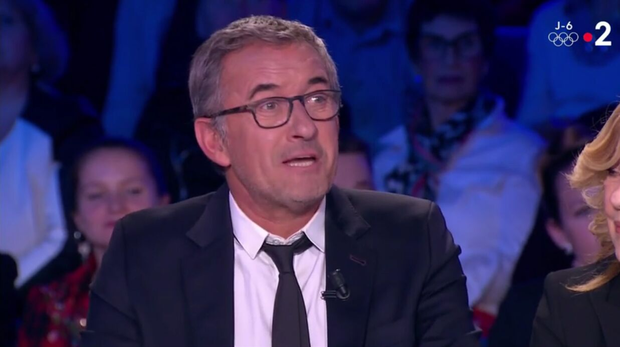 VIDEO Christophe Dechavanne confirme l'arrêt de The Wall et annonce avec humour qu'il cherche du travail