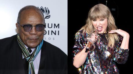 Le méchant tacle de Quincy Jones à Taylor Swift: pour lui, elle ne fait pas de musique