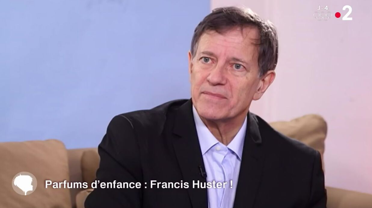 Francis Huster se livre sur le viol dont il a été victime à l'âge de 12 ans