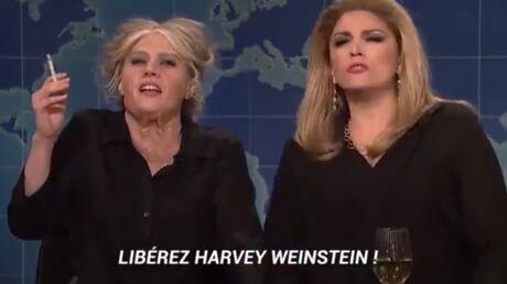 Catherine Deneuve et Brigitte Bardot parodiées dans une émission américaine, la vidéo polémique