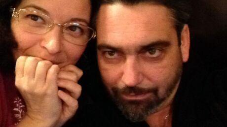 Mort d'Arnaud Giovaninetti (Candice Renoir): les adieux déchirants de sa compagne Judith lors des obsèques