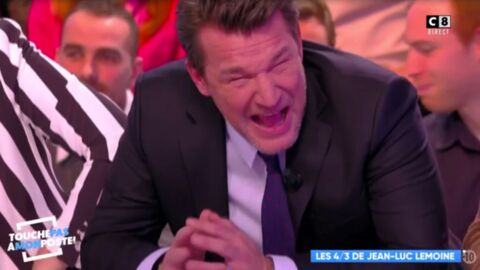 VIDEO Gênant ! Benjamin Castaldi lâche un pet en plein direct