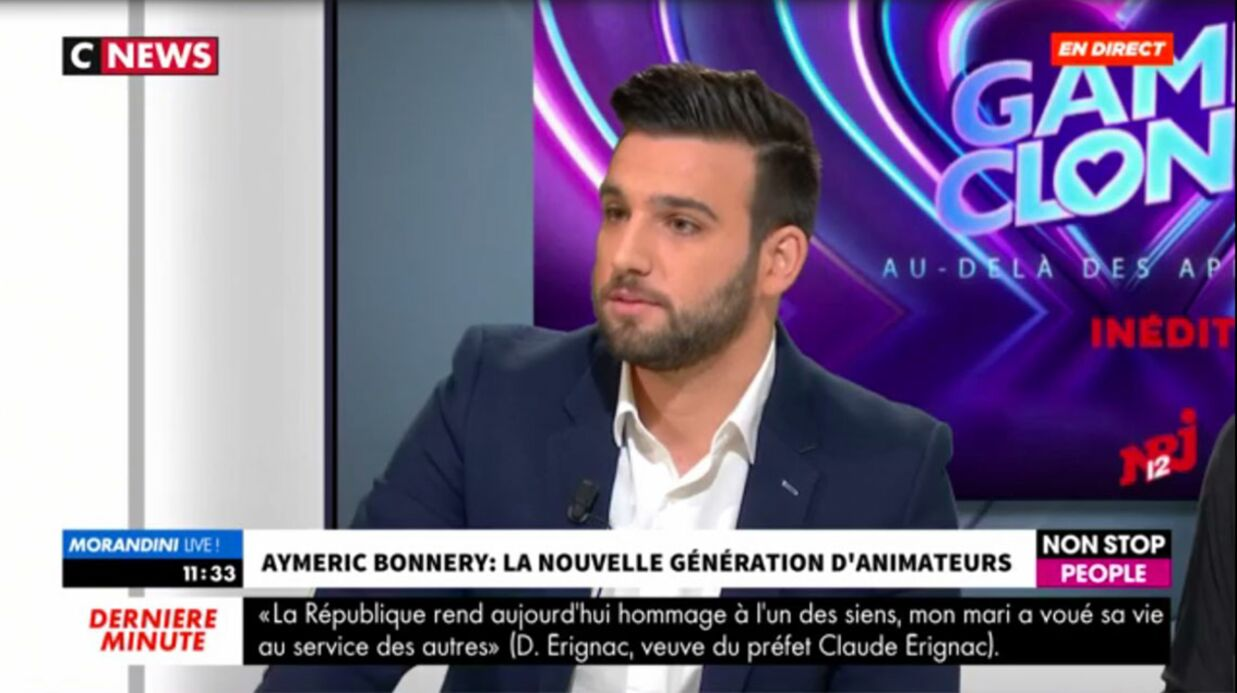 VIDEO Aymeric Bonnery révèle son salaire chez NRJ