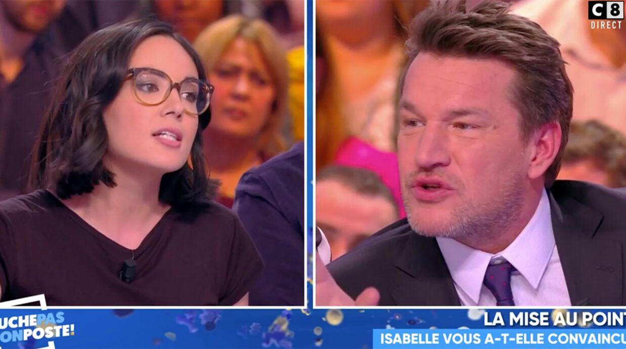 VIDEO Violent clash entre Agathe Auproux et Benjamin Castaldi: il menace de quitter le plateau