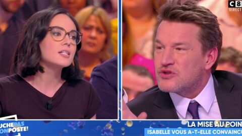 VIDEO Violent clash entre Agathe Auproux et Benjamin Castaldi : il menace de quitter le plateau