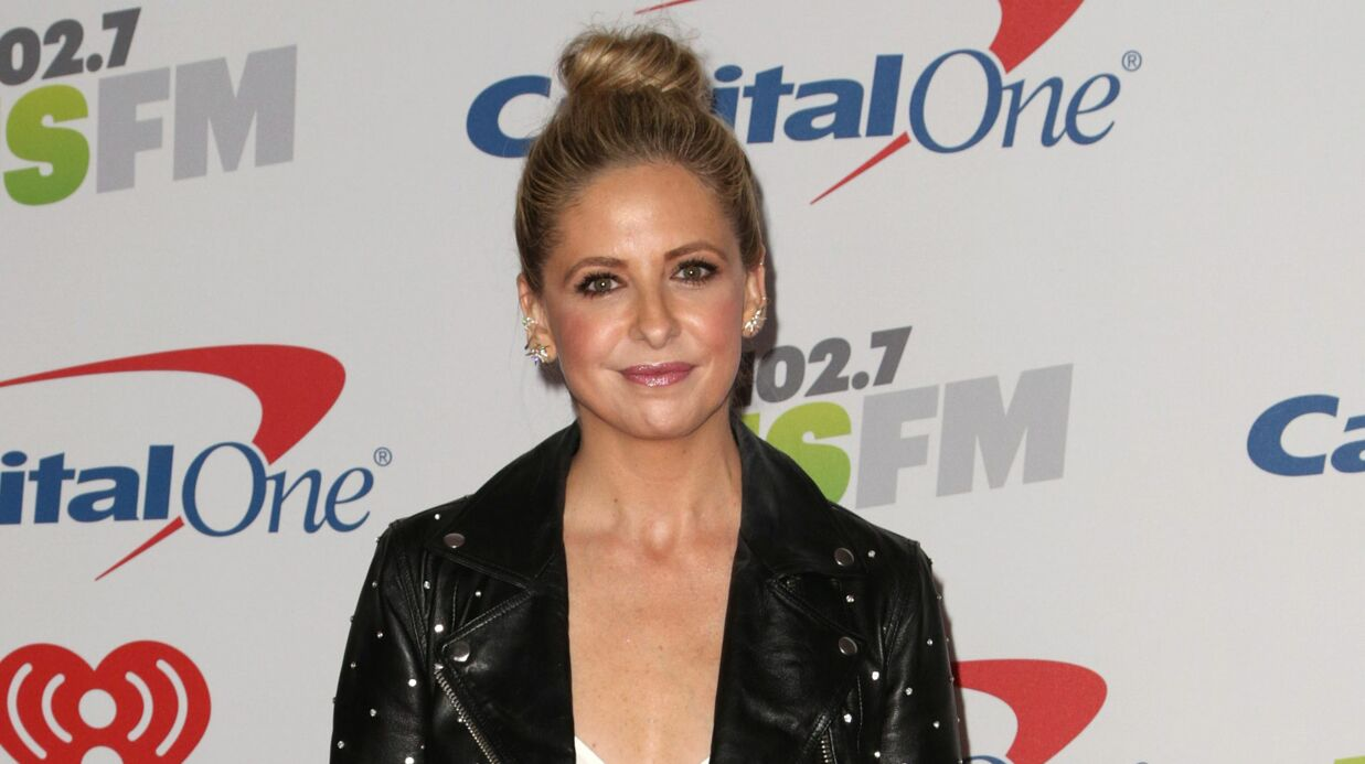 PHOTO Sarah Michelle Gellar poste une photo d'elle enfant avec une autre star de Buffy
