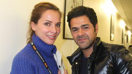 Au tableau: Melissa Theuriau très stressée durant le passage de Jamel Debbouze