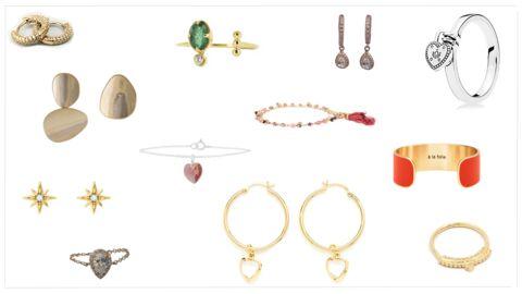 Saint-Valentin: 50 bijoux à se faire offrir (ou à s'offrir!)