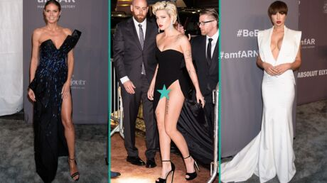 PHOTOS Gala de l'amfAR à New York: une chanteuse américaine en montre BEAUCOUP trop