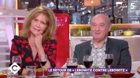 VIDEO Clémentine Célarié: son étonnant aveu à son ami Michel Jonasz