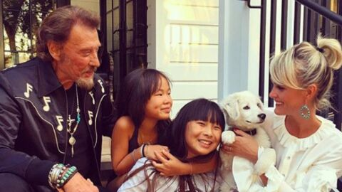 Johnny Hallyday: on sait qui gardait sa chienne Cheyenne depuis tout ce temps!