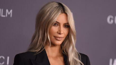 PHOTO Kim Kardashian choque les internautes avec un cliché topless pris par sa fille