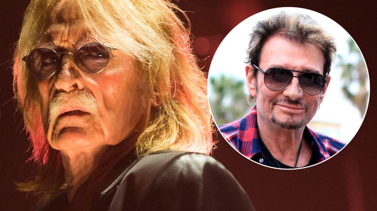 Christophe raconte sa folle nuit avec Johnny Hallyday durant laquelle le rocker lui a fait une très belle surprise