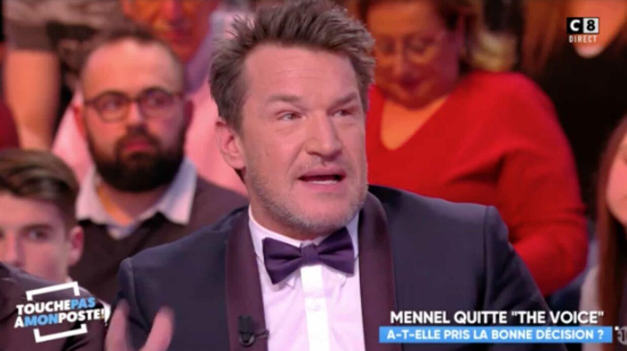 VIDEO Polémique The Voice: Benjamin Castaldi menacé de mort après sa prise de position sur Mennel