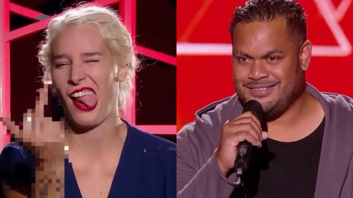 The Voice: de Demi-Mondaine au timide Ritchy, grand écart de styles chez les talents