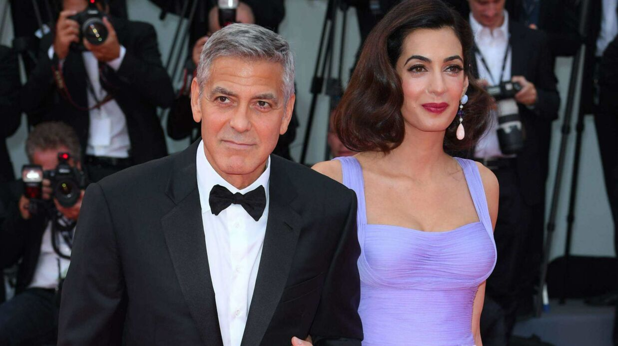 George Clooney raconte le moment où il a su qu'Amal était la femme de sa vie