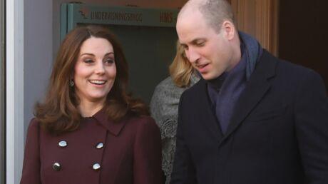 Kate Middleton enceinte de jumelles? Le prince William répond et c'est très drôle!