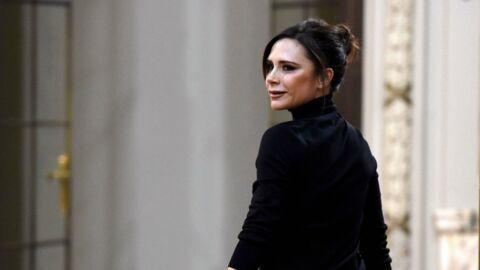 PHOTOS Victoria Beckham applaudie par (presque) toute sa famille à la fashion week, l'absence de l'un d'eux remarquée