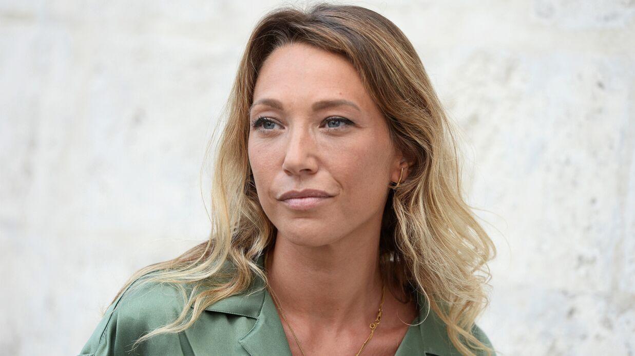 Laura Smet balance sur Laeticia Hallyday: elle était obligée de voir son père en cachette